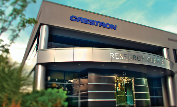 A Visit To Crestron's New Jersey World Headquarters