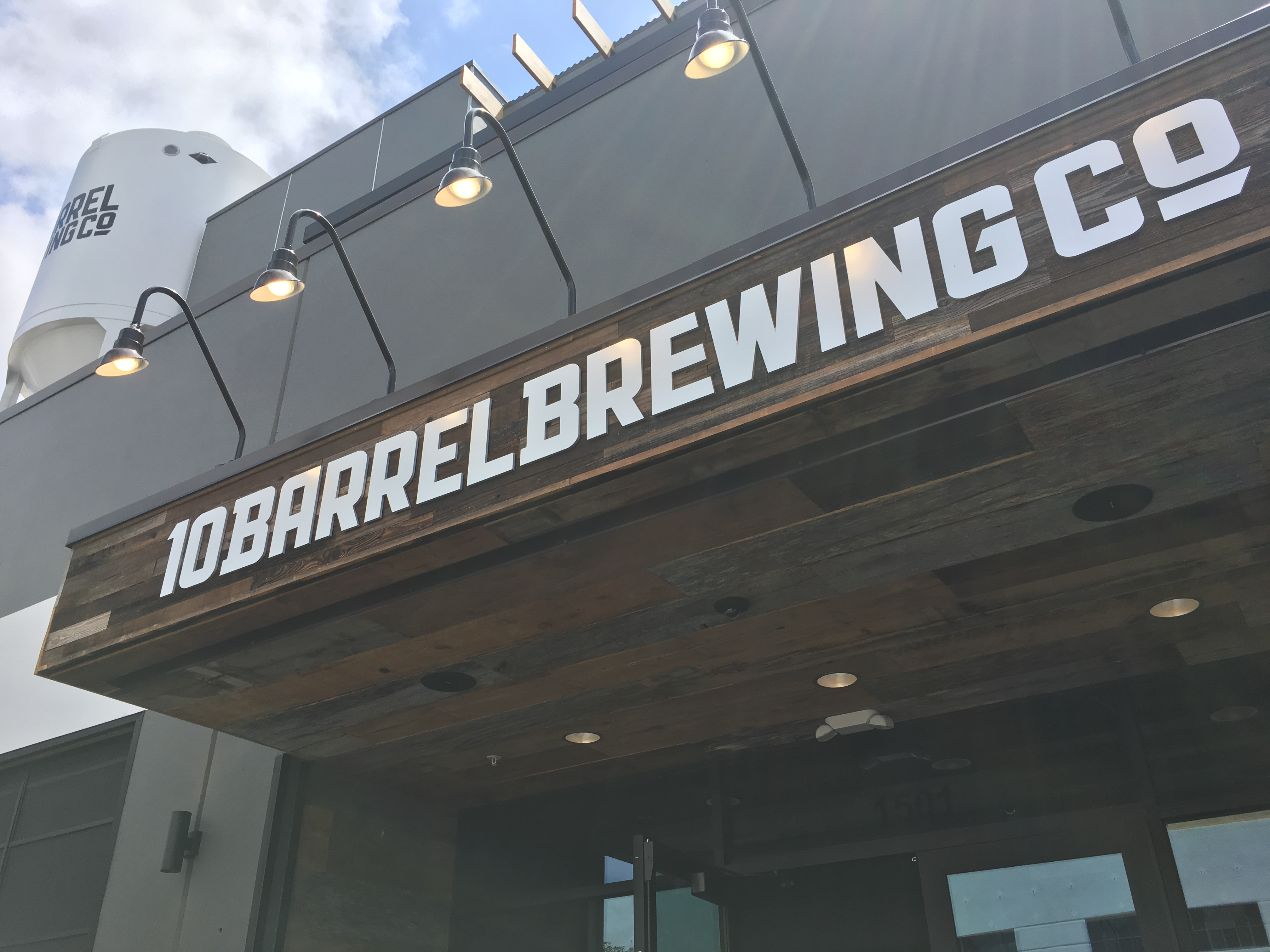 A/V Consulting Tackles the New 10 Barrel Brewing